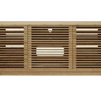 "64"" Rowan Media Unit, Caramelized"
