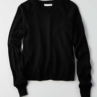 Don't Ask Why Raglan Sweater, Just Rosey