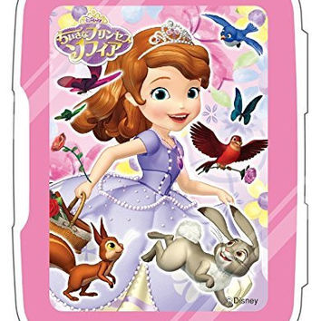 Nintendo and Disney Official Kawaii 3DS Game Card Case8 -Sofia the First Flower-