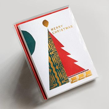 Merry Christmas Tree Boxed Set