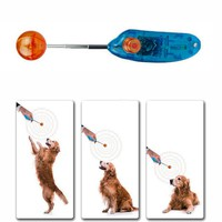 Novelty Stretchable Design Pet Training Clicker Dog Cat Agility Training Clickers Bird Whistle Commander Supplies Accessory