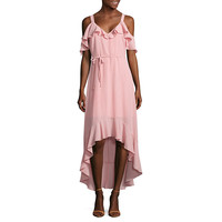 Disney Beauty & The Beast Maxi Dress-Juniors - JCPenney