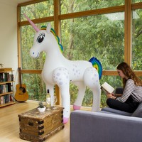 Giant Inflatable Unicorn | Firebox.com - Shop for the Unusual