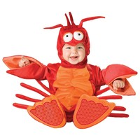 Lil' Lobster Costume - Baby (Red)