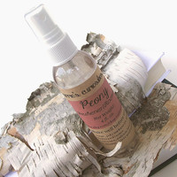 Peony scented Room Spray - Scented Linen Spray -- 4 ounce Bottle