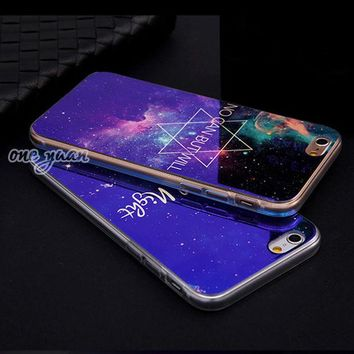 ONETOW HOT! Cell Phone Cases For Apple iPhone6 4.7''/6 Plus 5.5'' New blu-ray Diamond Soft TPU For iPhone 6 Case Protection skin shell