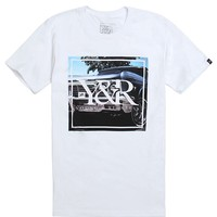 Young & Reckless Rhyder T-Shirt - Mens Tee - White