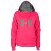 Under Armour Storm Armour Fleece Big Logo Hoodie - Women's