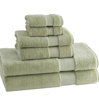 ELEGANCE TOWELS | Set of 6| Thyme