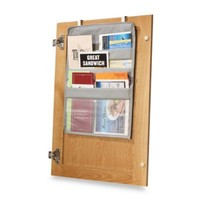 Over-The-Cabinet-Door Coupon Pockets
