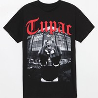 Tupac Birds T-Shirt at PacSun.com