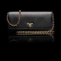 Prada E-Store · Woman · Wallets · Document Holder 1M1290_QWA_F0002