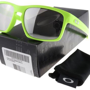 Gotopfashion Oakley Sliver Sunglasses OO9262-6157 Matte Retina Burn w/ Chrome Iridium Lens