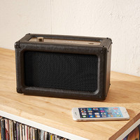 Crosley Harper Black Wireless Speaker | Urban Outfitters