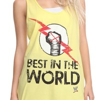 WWE CM Punk Best Girls Tank Top - 347010