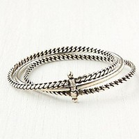 Chain Stack Bracelet Set at Free People Clothing Boutique
