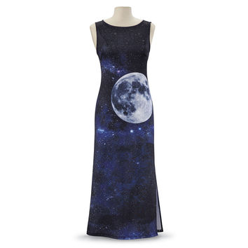 Full-Moon Maxi Dress - Women's Clothing & Symbolic Jewelry – Sexy, Fantasy, Romantic Fashions