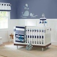 High Seas Baby Crib Bedding by Just Born