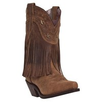 Dingo Women's Fringe Western Fashion Boots