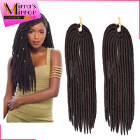 crochet braids havana mambo  faux locs crochet hair dreadlock extensions synthetic