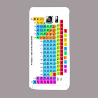Periodic Table Of Elements for Samsung Galaxy Note 5 Case *NP*