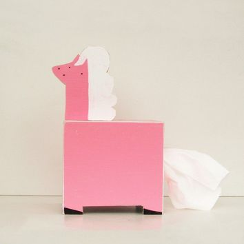 Pony Tissue Holder - Ships March 29th