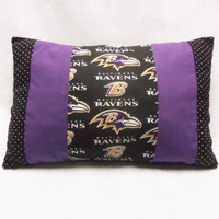 Baltimore Ravens Pillow