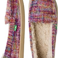 SANUK MELTAWAY SLIPPER SHOE