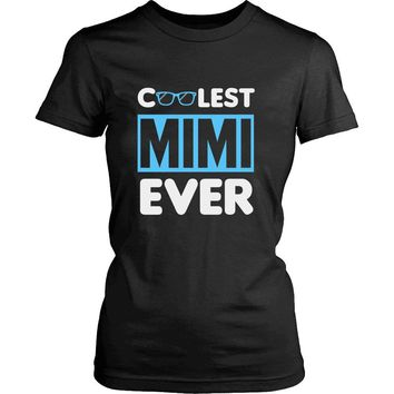 """Coolest Mimi Ever"" T-Shirt"