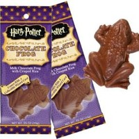 Harry Potter Chocolate Crispy Frog, 0.55oz, 2 Pack