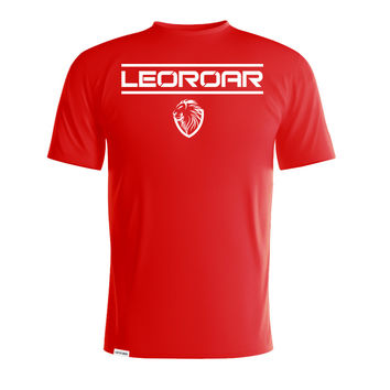Leoroar Devil Red T-Shirt