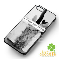 BFF blonde black and white-1nn iPhone 4/4S/5/5S/5C/6/ 6+,samsung S3/S4/S5,S6 Regular,samsung note 3/4