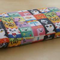 Pixelated Adventure Time Nintendo 3DS/3DSXL/New 3DS Pouch