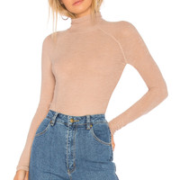 Free People Weekends Snuggle Sweater in Neutral | REVOLVE