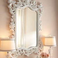 """Madeline"" Baroque Mirror - Horchow"