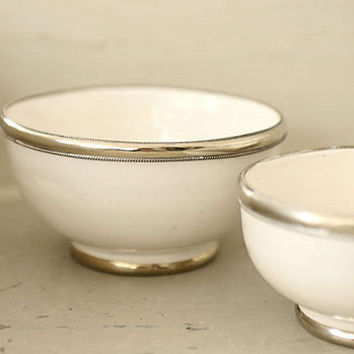 set of three moroccan bowls by lavender room | notonthehighstreet.com