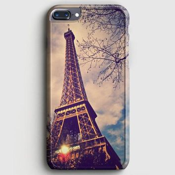 Paris Eiffel Tower Tumblr iPhone 8 Plus Case | casescraft