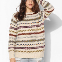 Coincidence & Chance Fair Isle Sweater
