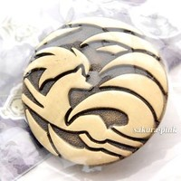 Vol.1 #1 Ninetales Wagara Pokemon Center Limited Pins Collection Authentic Japan