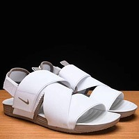 Trendsetter Nike Air Solarsoft Zigzag Men Fashion Casual Sandals Shoes