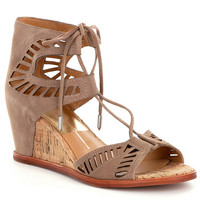 Dolce Vita Linsey Wedge Sandals | Dillards