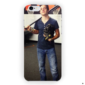 Aaron Braden Carpenter Baseball Magcon Boys For iPhone 6 / 6 Plus Case