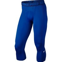 Nike Men's Pro Cool Three Quarter Compression Tights | DICK'S Sporting Goods