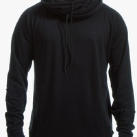 The Grade Cowl Collar in Black - NINJA HOODIES - Sales