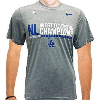 Los Angeles Dodgers Nike T-Shirt 2014 Champions Large