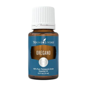 Young Living Oregano Essential Oil - 15 Milliliters