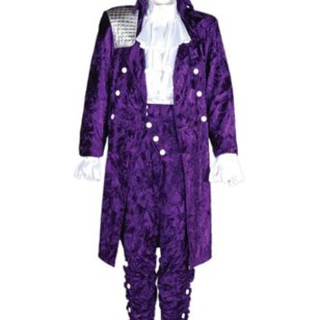 "Deluxe Prince Rogers Nelson ""Purple Rain"" Theatrical Costume"