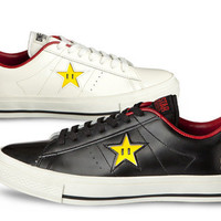 Converse One Star Super Mario Bros. OX Sneakers - A Detailed Look | Highsnobiety.com