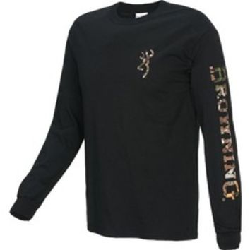 Academy - Browning Men's Realtree Xtra® Buckmark Long Sleeve T-shirt