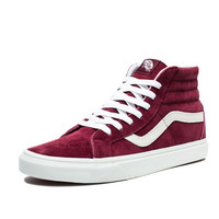 VANS SK8-HI REISSUE VINTAGE - WINDSOR WINE/BLANC | Undefeated